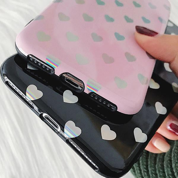 Love Me Rainbow Heart Case for iPhone 6/6s & 6 Plus/6s Plus
