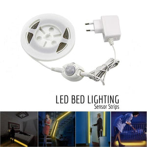 LED Strip Motion Sensor Night Light Kit