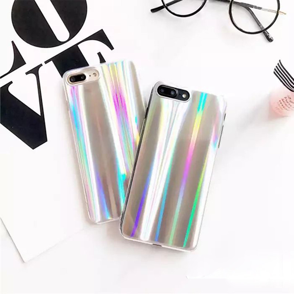 Rainbow Chrome Case for iPhone 8/8 Plus