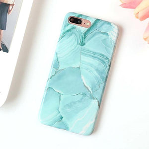 Jade Marble Case for  iPhone 7/7 Plus