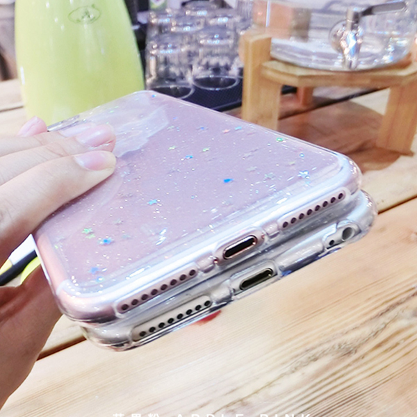 Galaxy Glitter Case for iPhone 7/7 Plus
