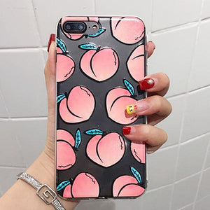 Peach Case for iPhone 7/7 Plus