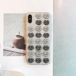 Bubble Kiss Case for iPhone X