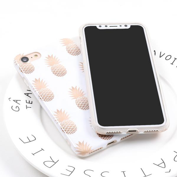 Pineapple Case for iPhone 8/8plus