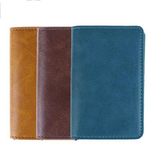 Luxury RFID-Blocking Card Organizer Wallet