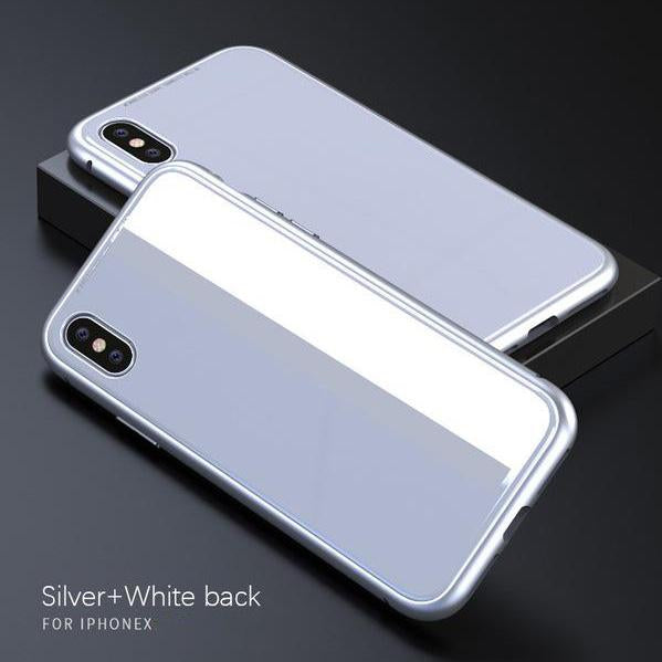 Magnetic Adsorption Case for iPhone