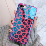 Luxe Leopard Case for iPhone X