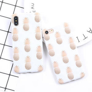 Pineapple Case for iPhone X