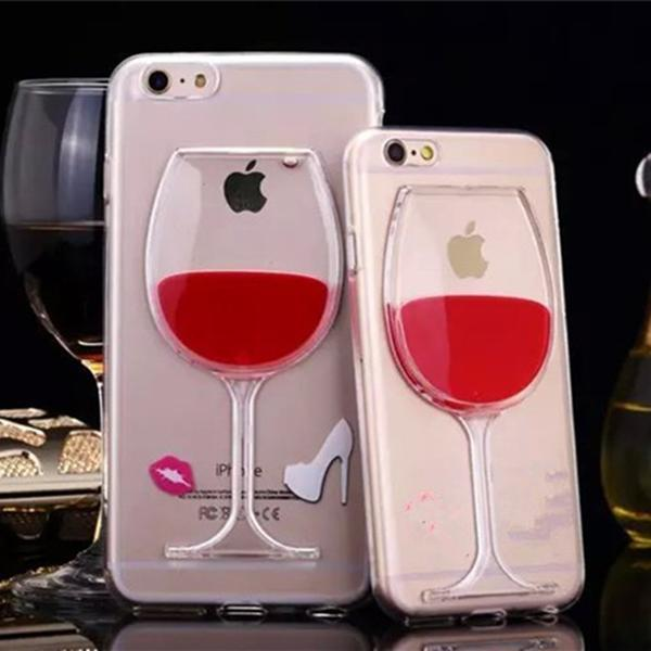 Red Wine iPhone Case of iPhone 6/6s Plus