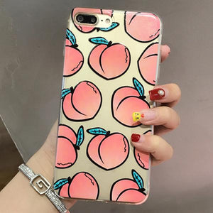 Peach Case for iPhone 6/6s & 6 Plus/6s Plus
