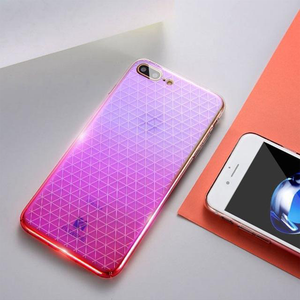 Geometric Rainbow Case for iPhone iPhone 7/7 Plus