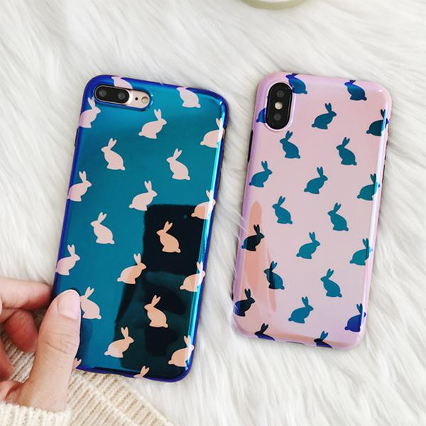 Bunny Case for iPhone X