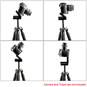 Triple Flex Tripod Head