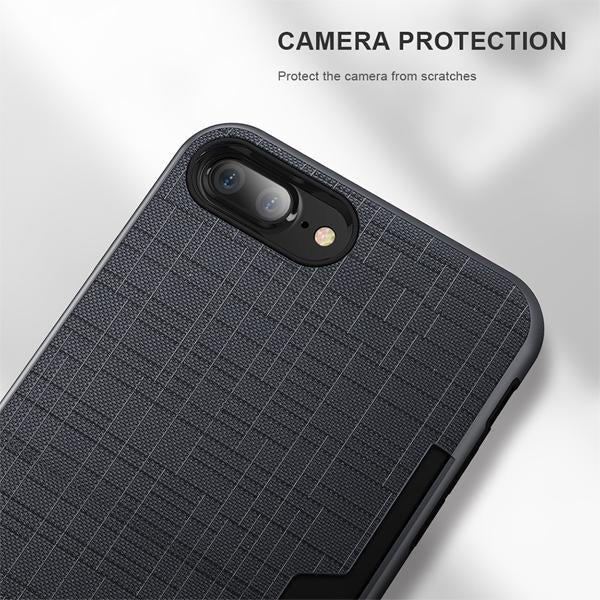 Pro 360 Creidt Card Case for iPhone 6/6s & 6 Plus/6s Plus