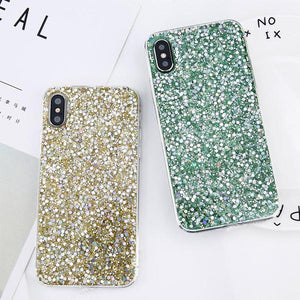 Glitz Case for iPhone X