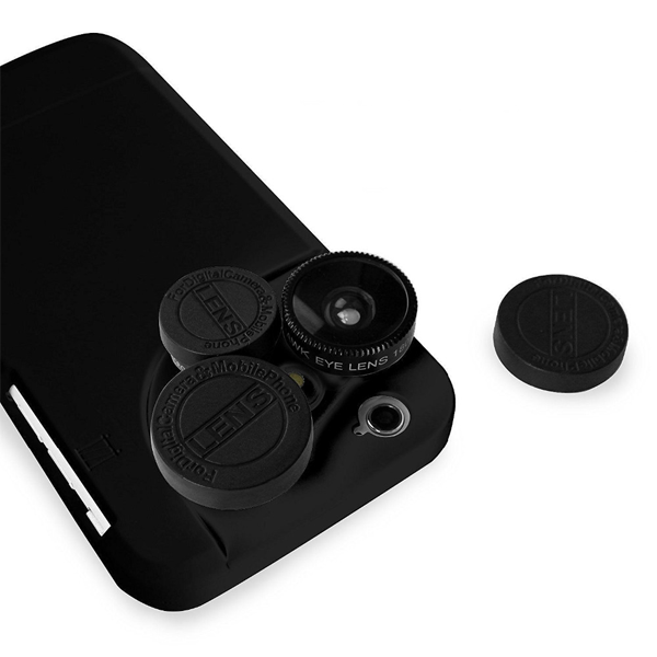 Rotating Lens Case for iPhone 6/6s