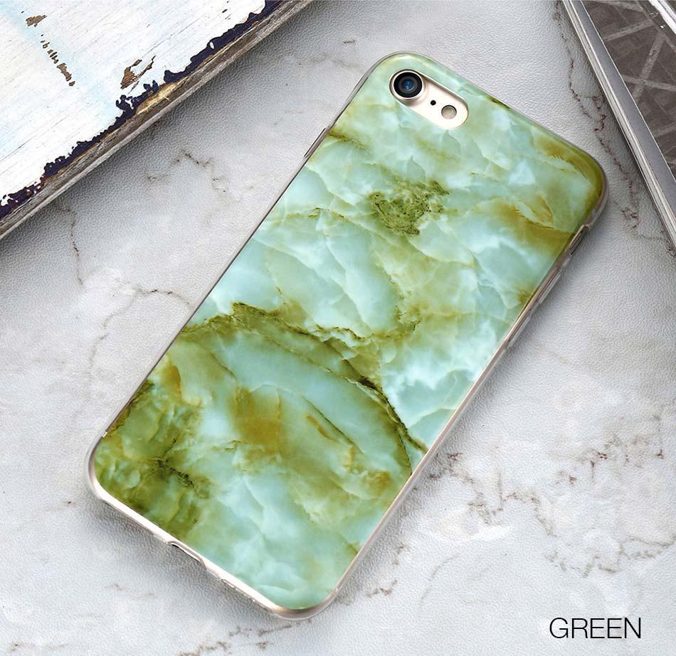 Luxe Marble Case for iPhone 6/6s