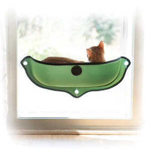 Cat Window Bed