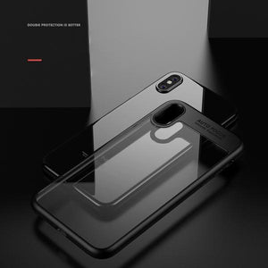 custodia extra slim iphone x