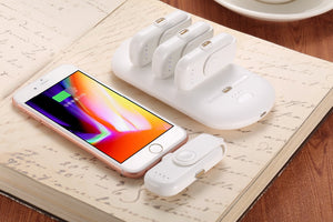 iCharge Portable Charging Pods for iPhone