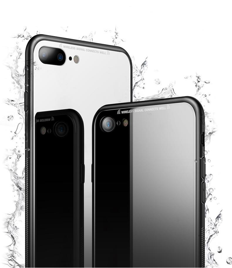 glass case for iphone 8