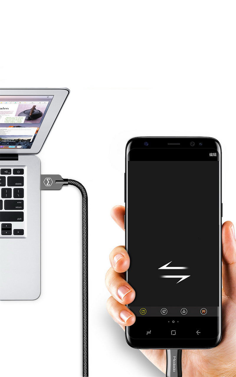 Lightning Speed iPhone Charger