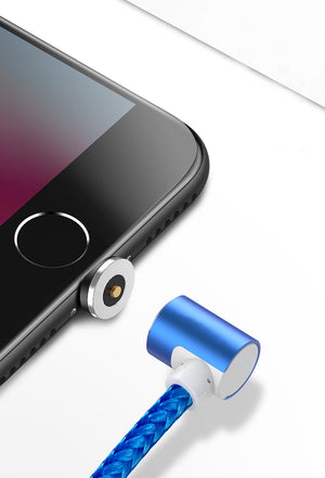 Angled Magnetic Charger for iPhone