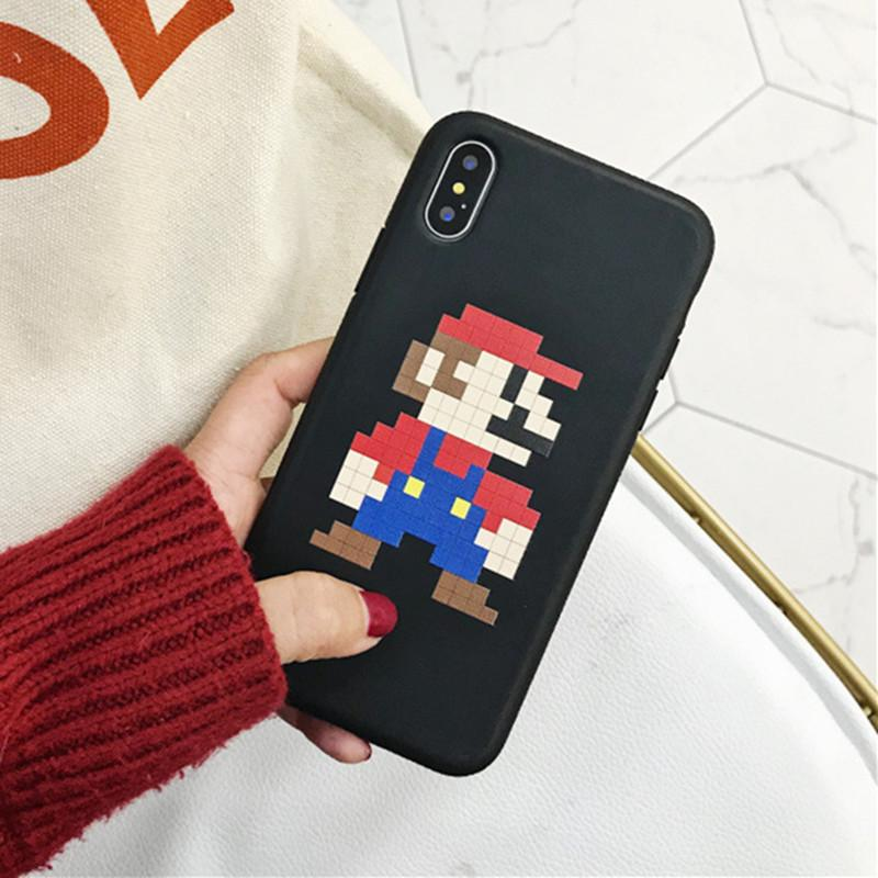 Mario Case for iPhone X