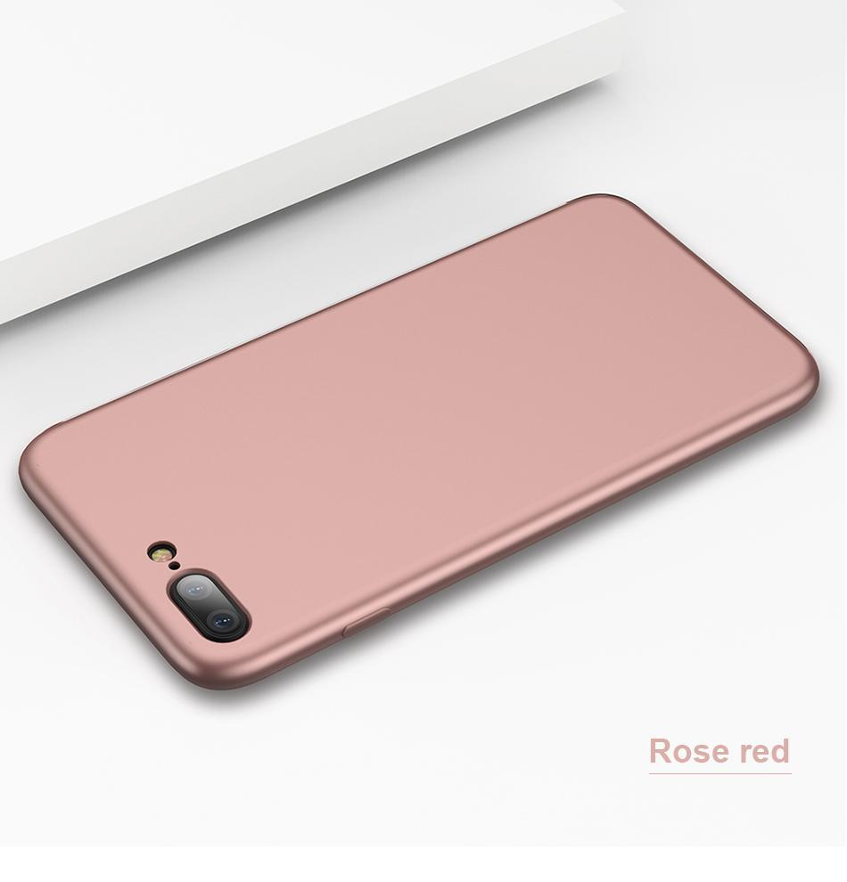 Luxury Soft Case for iPhone 6/6S Plus