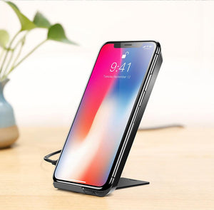 Wireless Stand Charger for iPhone & Android