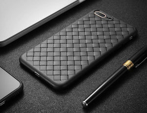 Luxe Woven Case for iPhone 8/8 Plus