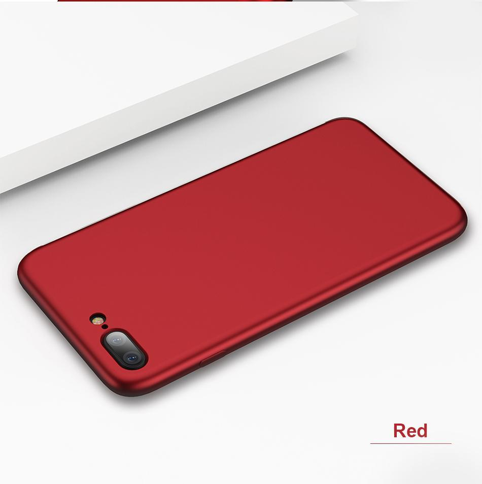 Luxury Soft Case for iPhone 8/8 Plus