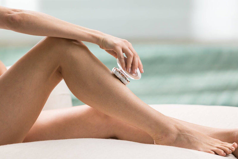 Flawless Legs: Painless Hair Remover