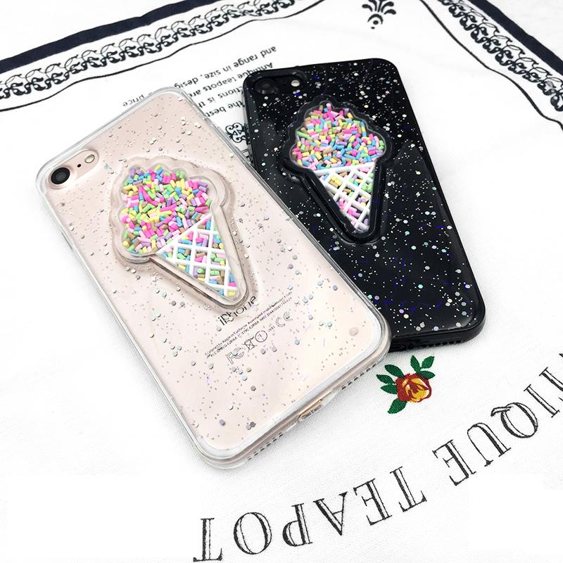 Ice Cream Case for iPhone 7 & 7 Plus