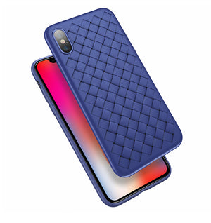 Luxe Woven Case for iPhone X