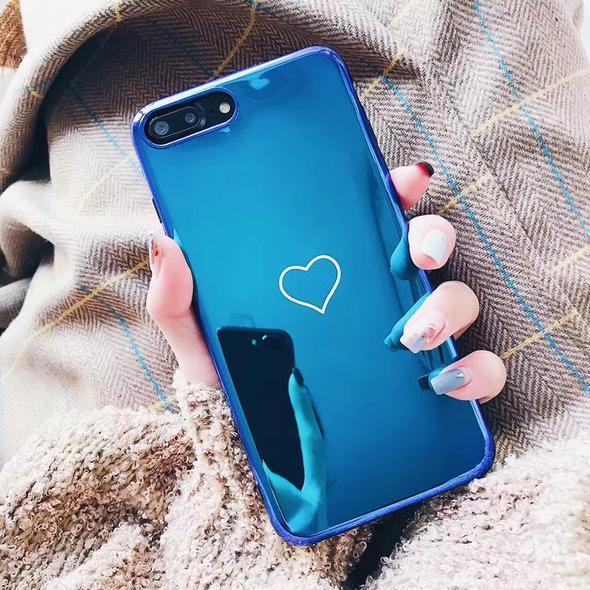 Chrome Heart Case for iPhone  6/6s & 6 Plus/6s Plus
