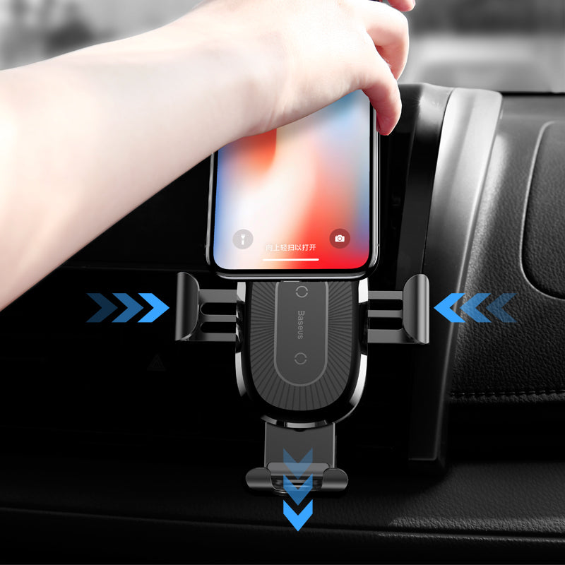 Nano™ Wireless Car Charger