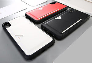 Ultra Slim Card Case for iPhone X