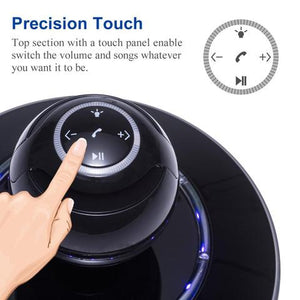 Levitating Portable Wireless Bluetooth Speaker