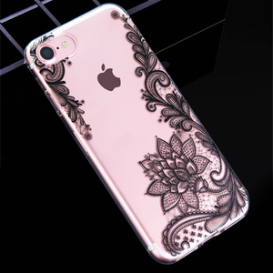 Lux Glass Lace Case for iPhone 8/8 Plus