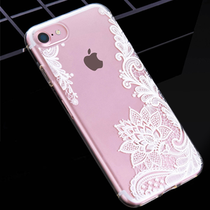 Lux Glass Lace Case for iPhone 6/6s & 6 Plus/6s Plus
