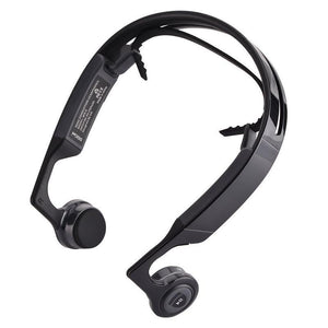 Bone-Conduction Wireless Bluetooth Headphones