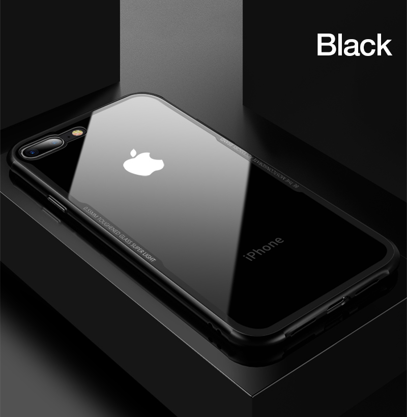 glass case for iphone 8 plus