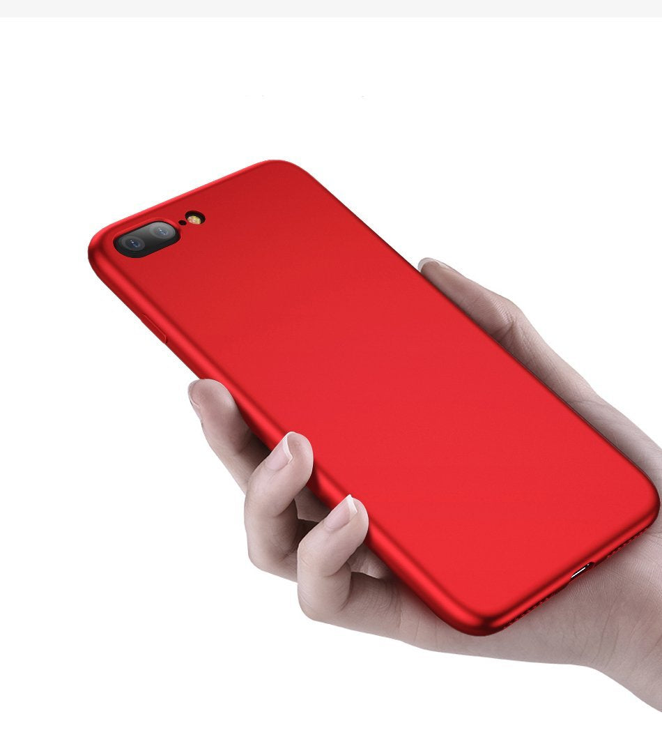 Luxury Soft Case for iPhone X