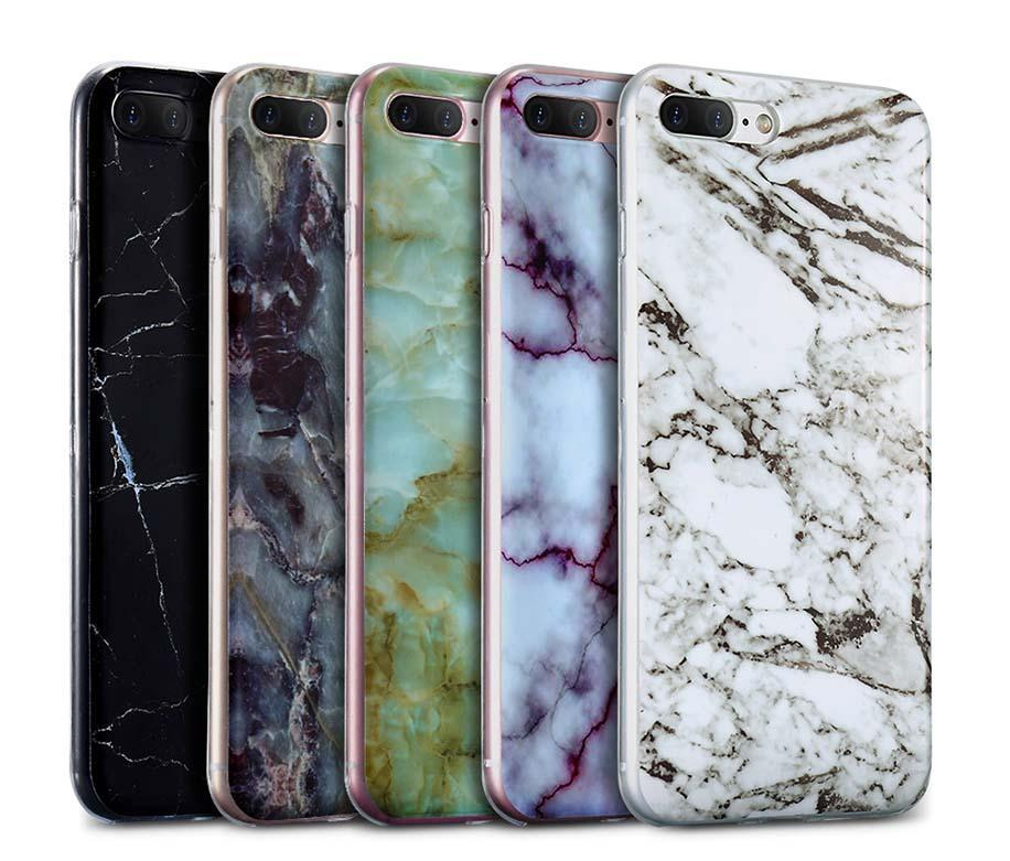 Luxe Marble Case for iPhone X