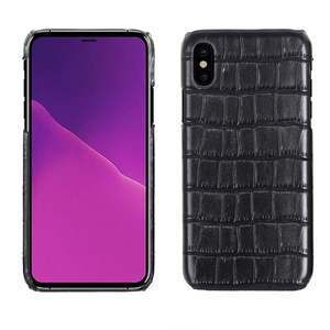 Croc Case for iPhone X