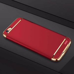 Ultra Slim Battery Case with Golden Inserts for iPhone 6/6s & iPhone 6/6s Plus