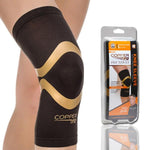 Copper Fit Large Compression Knee Sleeve