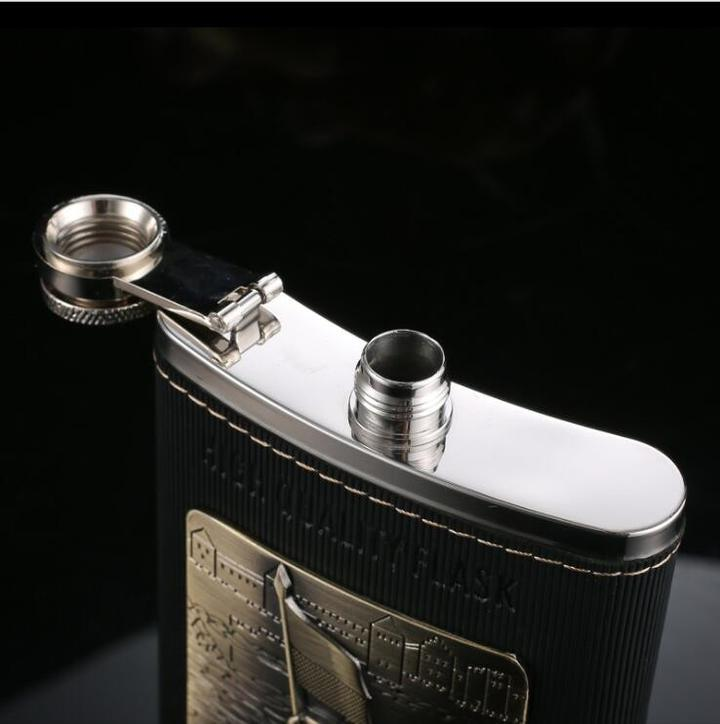 The Death Knight Premium Hip Flask