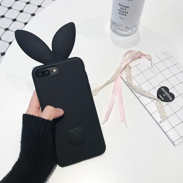 Bunny Ear iPhone Case for iPhone 8 / 8Plus